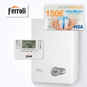 Ferroli Blue Helix Pro 25 25k tarjeta150