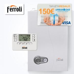 Ferroli Blue Helix TECH 25C tarjeta150