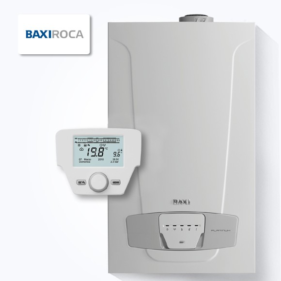 Baxi platinum max plus 40kw