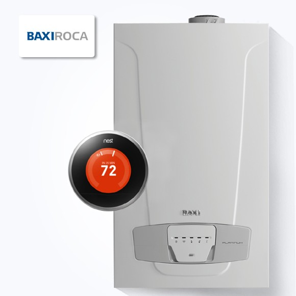 Baxi platinum max plus 40k