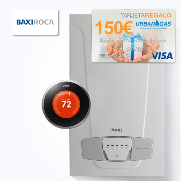 Baxi platinum max plus 33k